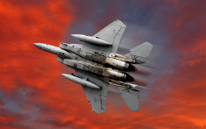 Awesome F15 Aircraft HD Wallpaper Views:422