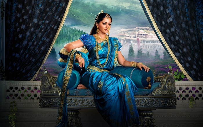 Baahubali The Conclusion 2017 High Quality Wallpaper Views:2606 Date:11/1/2017 5:41:02 AM