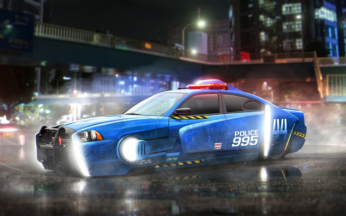 Blade Runner 2049 Dodge police car 2017 Movies HD Wallpaper Views:726