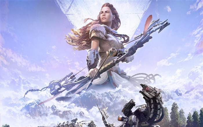 Horizon Zero Dawn Complete Edition 2017 Game HD Wallpaper Views:909