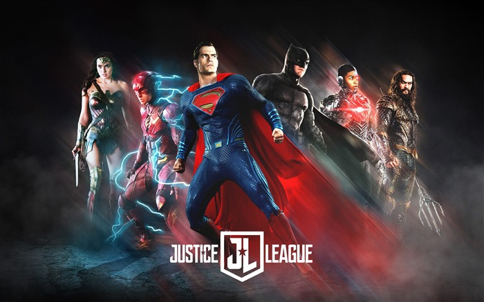 Justice League Poster 2017 Movies HD Wallpaper Views:1174