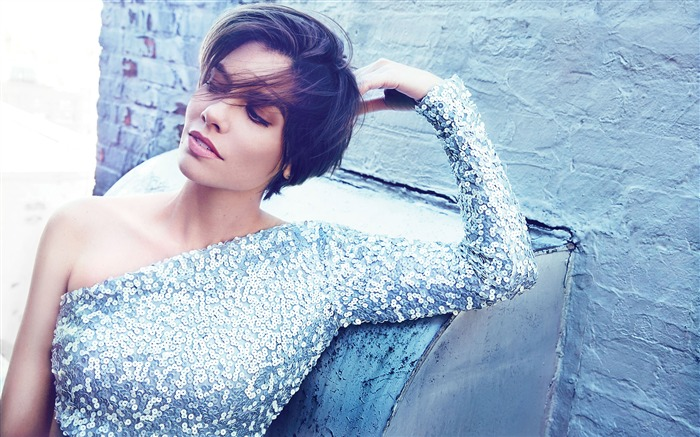 Lauren Cohan 2017 Beauty Wallpaper Views:305