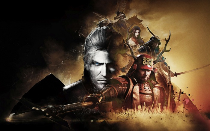 Nioh Key Art 2017 Game HD Wallpaper Views:781