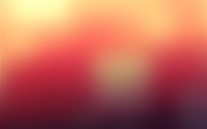 Orange Blurred Abstract Art Vector HD Wallpaper Views:571