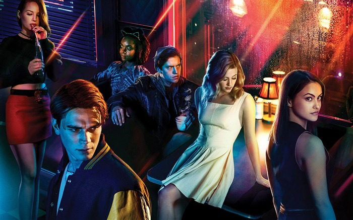 Riverdale Season 2 High Quality Wallpapers Views:1675