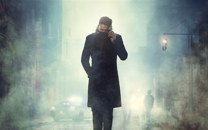 Saaho 2017 High Quality Wallpapers Views:1121