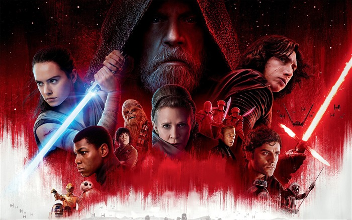 Star Wars The Last Jedi 2017 High Quality Wallpapers Views:961