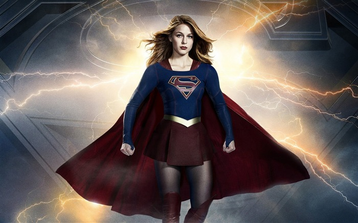 Supergirl Season 3 2017 High Quality Wallpaper Views:805