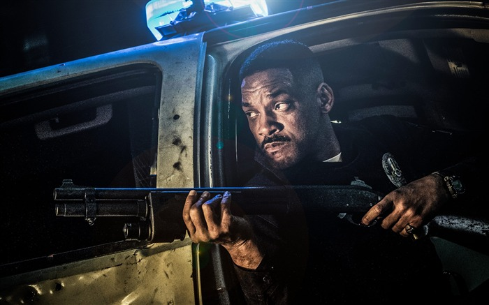 Will smith in bright 2017 Movies HD Wallpaper Views:739