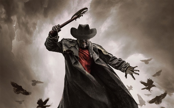 2017 Jeepers Creepers 3 4K HD Poster Views:457