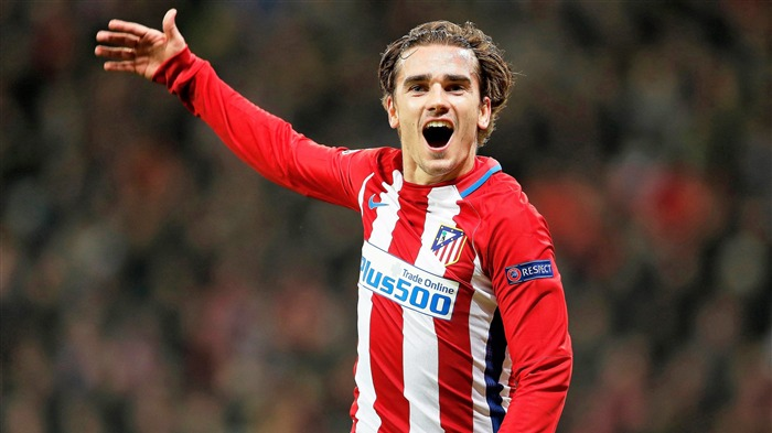 Antoine Griezmann Madrid 2017 Footballer Photo Views:306