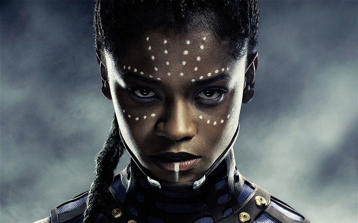 Black Panther,Letitia Wright,2017,4k,HD Vues:605