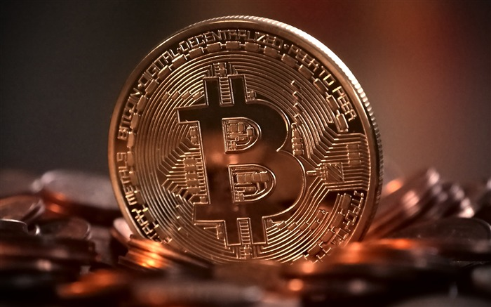 Bronze Bitcoin 4K HD Close-up Views:1041
