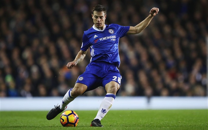 Cesar Azpilicueta Chelsea 2017 4K Footballer Photo Views:145