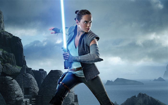 Daisy Ridley 2017 Star Wars The Last Jedi Views:1040