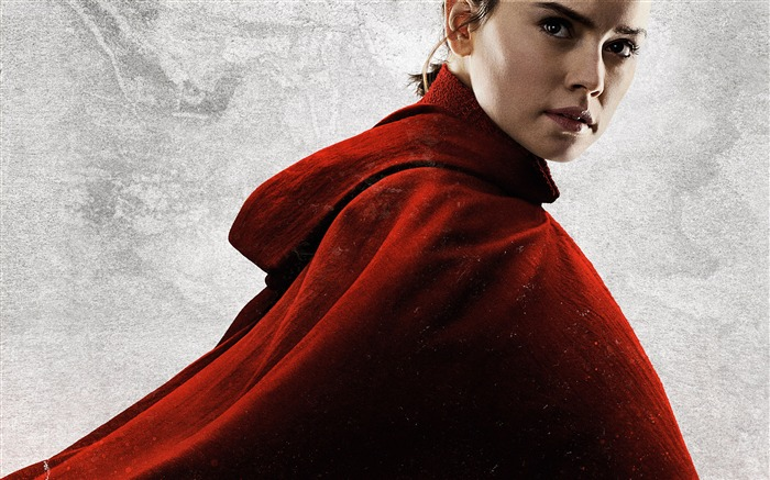 Daisy Ridley Rey 2017 Star Wars The Last Jedi Views:810