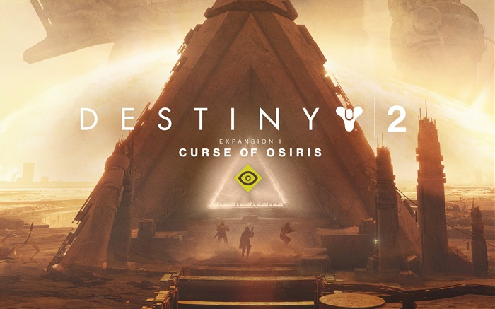 Destiny 2 Curse Of Osiris Game Wallpaper Views:310