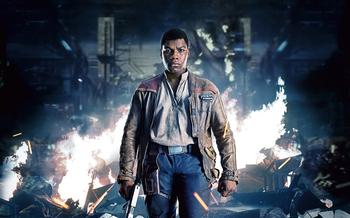 John Boyega 2017 Star Wars The Last Jedi Views:518