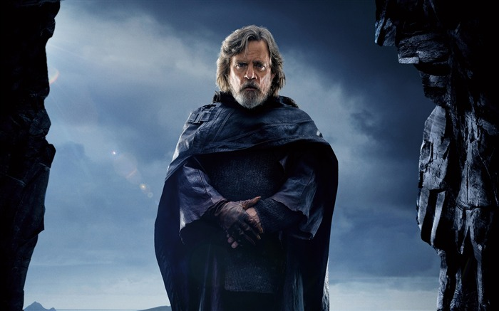 Mark Hamill 2017 Star Wars The Last Jedi Views:678