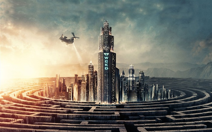 Maze Runner The Death Cure 4K HD Poster Views:476