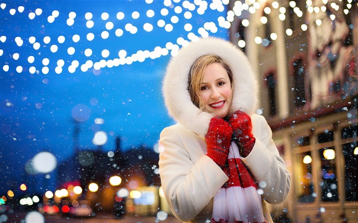 Merry christmas Smile Beauty 2017 4K Ultra HD Views:522