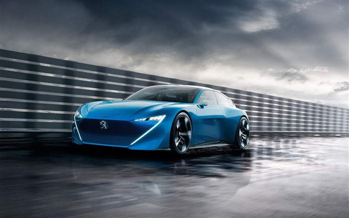 Peugeot instinct electric Auto HD Views:81
