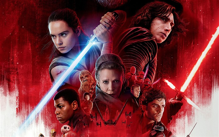 Star Wars The Last Jedi 2017 Movies 4K Views:776