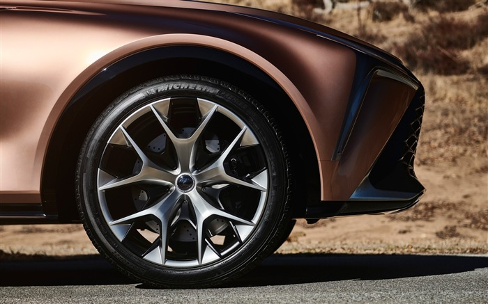2018 Lexus LF-1 Limitless Concept Wheel Views:429