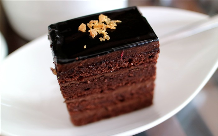 Delicious food chocolate dessert cake Views:378