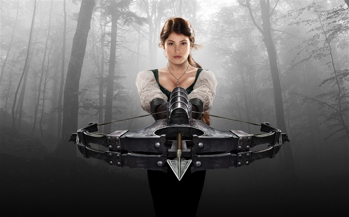 Hansel Gretel Witch Hunters 4k Movie Poster Views:1038