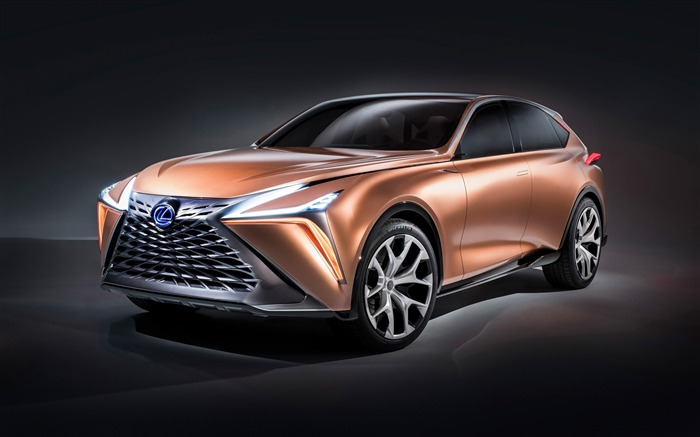 Lexus LF-1 Limitless Concept 4K Design Views:602