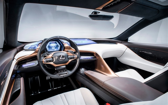 Lexus LF-1 Limitless Concept Interior Views:577