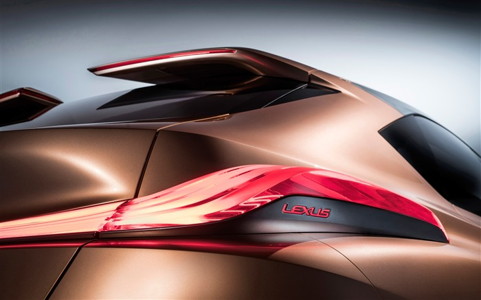Lexus LF-1 Limitless Concept Lamp Details Views:400