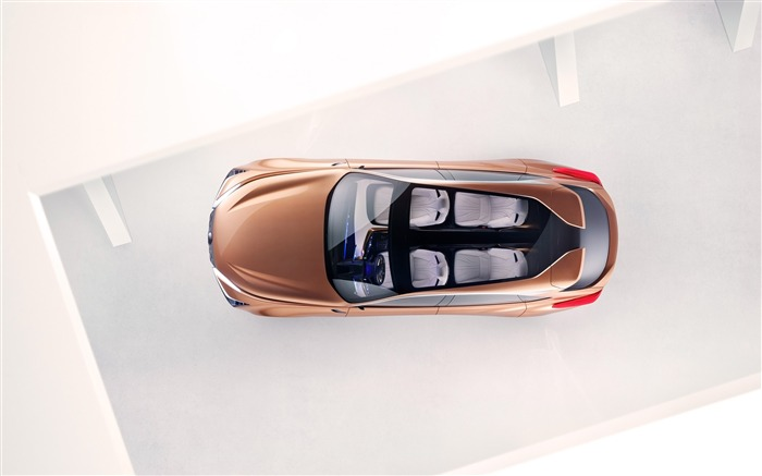 Lexus LF-1 Limitless Concept Top view Views:468