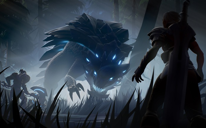 Pangar Reveal 2018 Dauntless Game Views:715