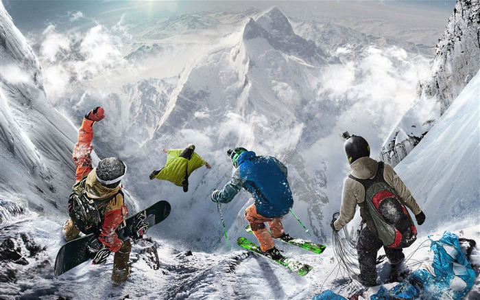 Steep Game HD Poster Views:526