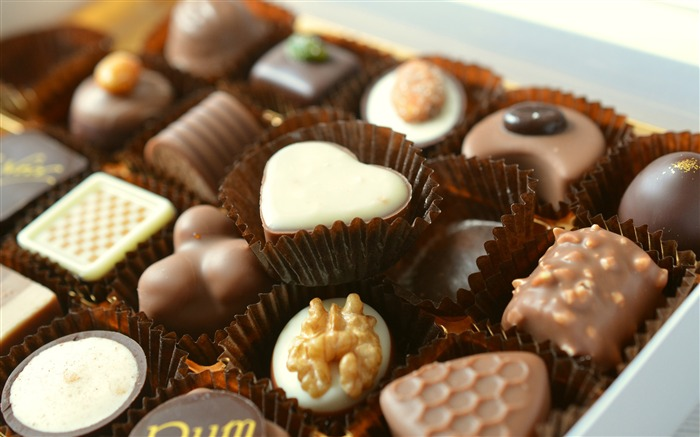 Valentines Day gift sweetheart chocolate Views:733