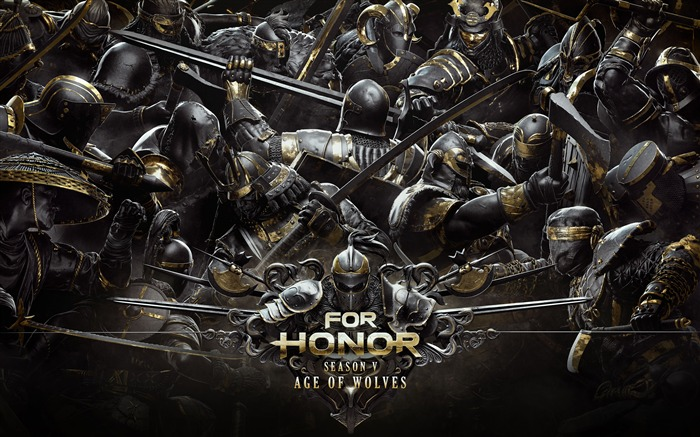 2018 Age of wolves For honor season 5 Views:946