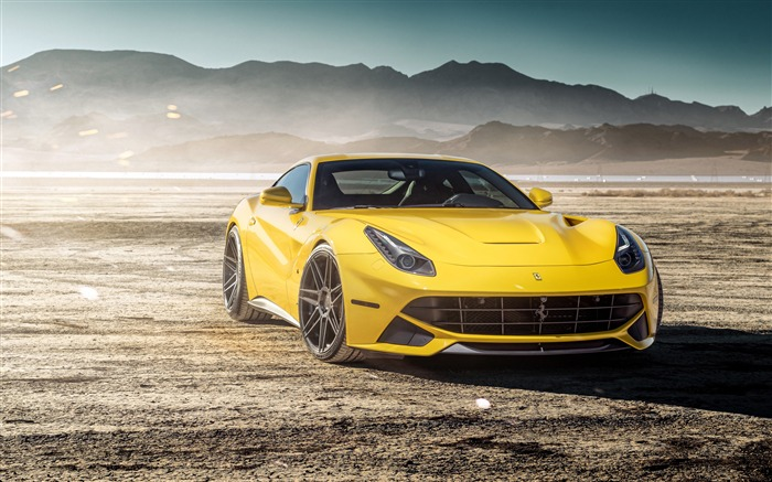 2018 Ferrari F12 Berlinetta Car Views:1503