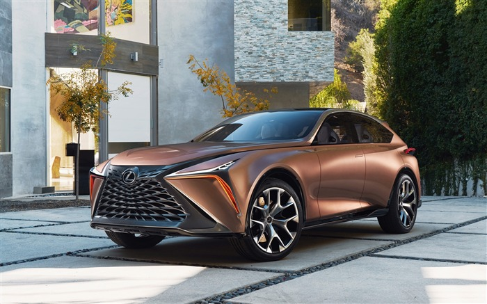 2018 Lexus LF 1 Limitless Concept Car Views:1513