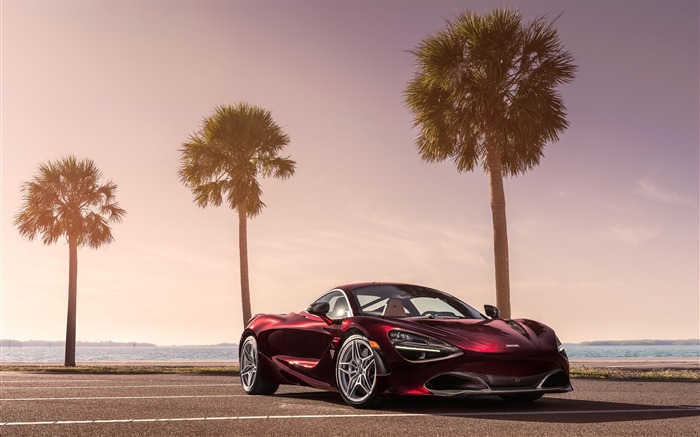 2018 McLaren MSO 720S Nerello Red Views:188