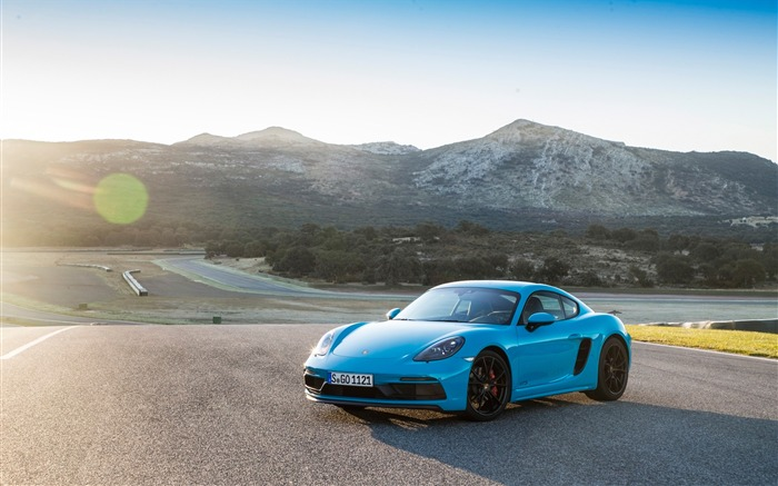 2018 Porsche 718 Boxster GTS Cayman Views:1537