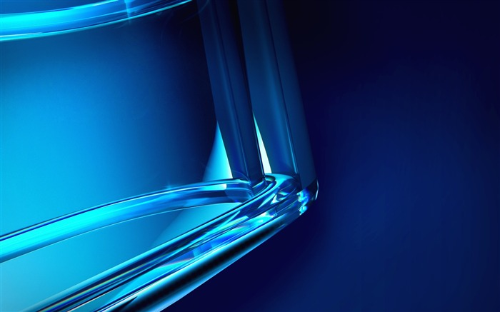 Blue Crystal Background Abstract Views:1152
