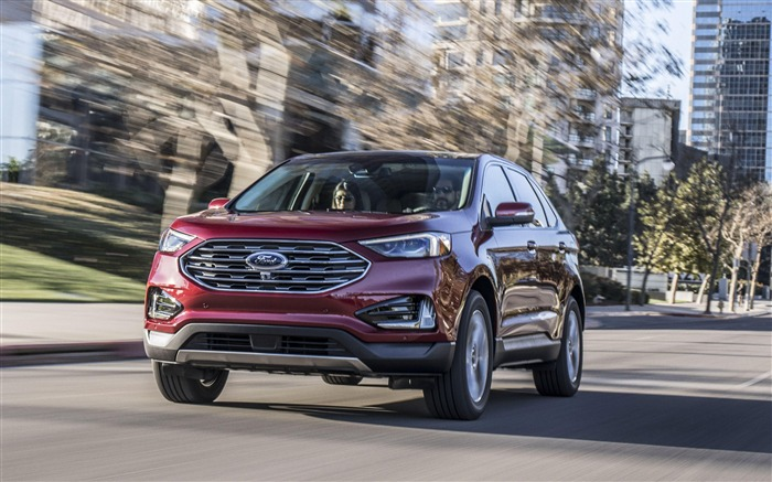 Ford Edge 2018 Cars 4K HD Views:1611