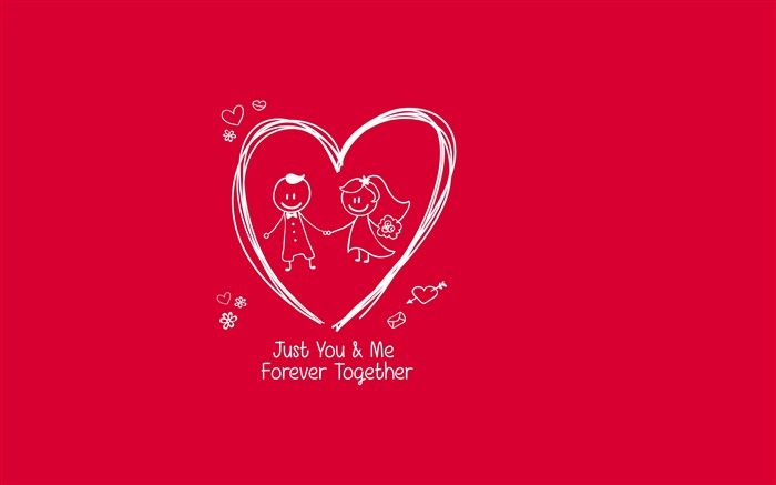 Forever Together Valentine Day 2018 Views:166