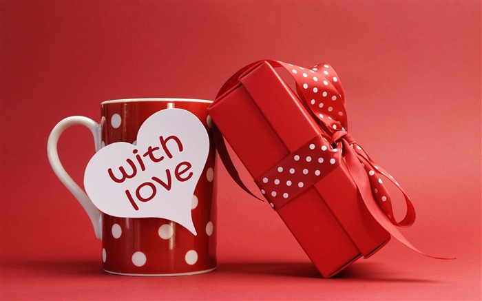 Gift cup love 2018 Valentine Day Views:156