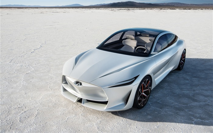 Infiniti Inspiration 2018 Concept Cars Views:993