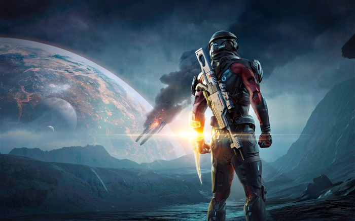 Mass Effect Andromeda HD Game Views:810