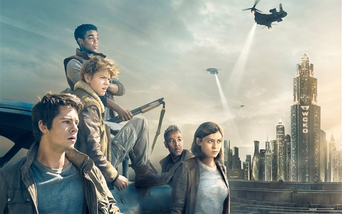 Maze Runner The Death Cure 2018 Movie Views:161