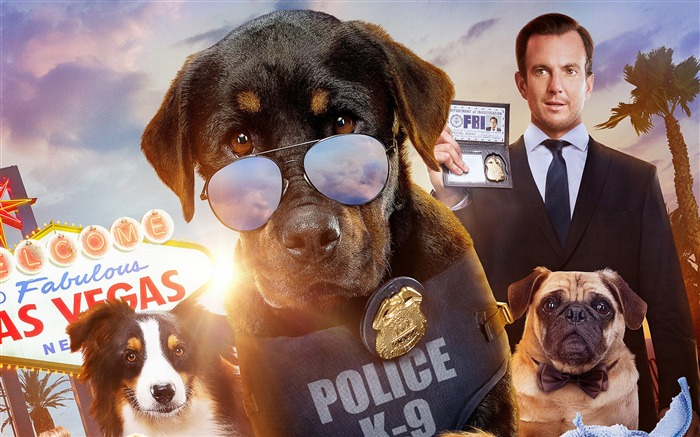 Show Dogs 2018 Movie Poster 4K HD Views:98